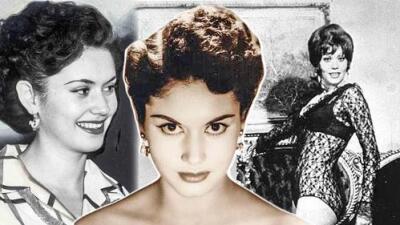 Ana Bertha Lepe, la diva mexicana que fue marcada por un terrible crimen