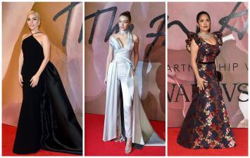 Así lucieron las mejor vestidas de los último premios de la moda de 2016