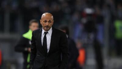 Luciano Spalletti cerca de ser el nuevo entrenador del Inter de Milán
