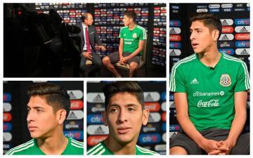 Edson Álvarez se sincera: México debe de ganar la Copa Oro