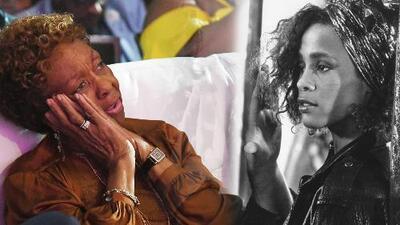 Así se enteró la mamá de Whitney Houston de que su hija sufrió abuso sexual de niña 😢