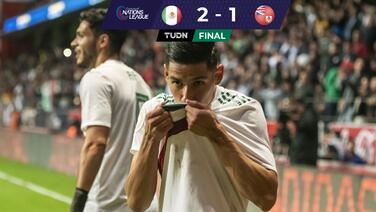 ¡Perfecto! México supera el TRIángulo planteado por Bermudas