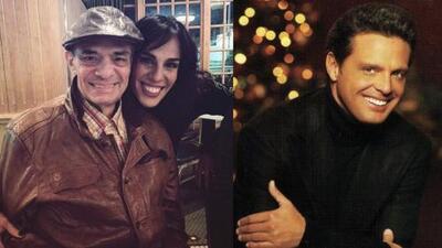 Marysol Sosa, la hija mayor de José José, comparte imagen de su niñez junto a Luis Miguel