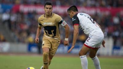 Pumas quiere frenar el resurgir de Chivas