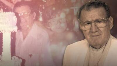 Con este emotivo mensaje el hijo de don Cruz Lizárraga recordó al fundador de La Banda El Recodo en su centenario