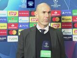 Zidane elogia actuación de Isco tras alinearlo de falso 9 contra Atalanta