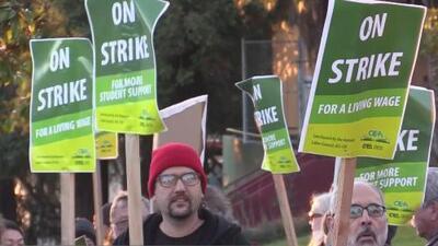 Maestros de Oakland se declaran en huelga luego de rechazar la última oferta del distrito escolar