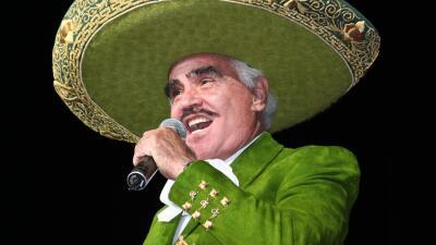 Vicente Fernández habló sin tapujos sobre Juan Gabriel, Joan Sebastian, Hillary Clinton y Donald Trump