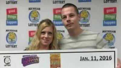 Ganar la lotería no fue suficiente para esta pareja que terminó en prisión por cometer robos