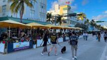 Sin restricciones ni toque de queda: Miami Beach acata levantamiento de medidas adoptadas por el coronavirus