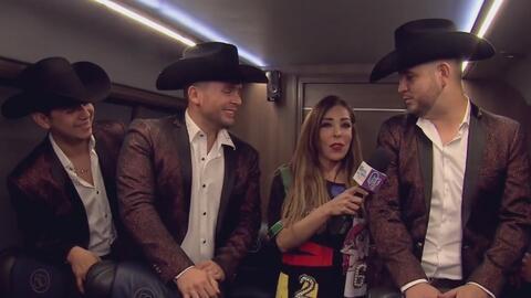 """""""Aquí pasa de todo"""": Gelena Solano logró colarse en el bus de Calibre 50"""