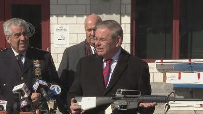 Demuestran el poder que tiene un rifle AR-15 para pedir mayor control de armas