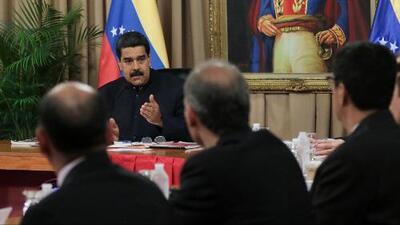 """Nicolás Maduro: """"A Venezuela no la gobiernan extranjeros, ni hoy ni más nunca"""""""