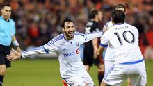 Montreal Impact clasificó a semifinales goleando 4-2 a DC United y se medirá ante los Red Bulls