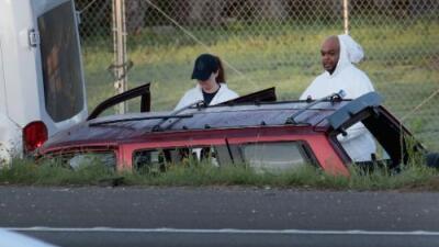 Muere el sospechoso de ataques con paquetes bomba en Austin al detonar un explosivo tras ser rodeado por la policía