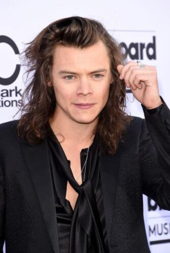 Harry Edward Styles