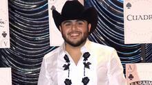 Gerardo Ortiz celebra 10 años de carrera como cantante y no descarta regresar a la actuación