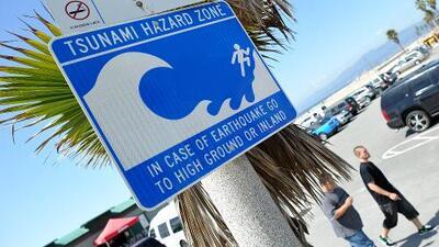 Esta es la razón por la que no hubo tsunami en la costa oeste tras el fuerte terremoto en Alaska