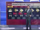 Prepárese para un fin de semana de intenso calor en toda la región
