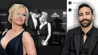 """Ex de Pamela Anderson responde a las acusaciones de la actriz e insiste que no lleva una """"doble vida"""""""