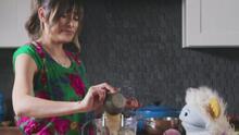 """""""En nuestra cultura la comida es parte esencial de lo que somos"""": chef hispana del show de Netflix de Michelle Obama"""