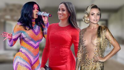 Cardi B y otras famosas que han sufrido momentos 'trágame tierra' con su vestuario