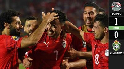 Copa Africana: Egipto de Javier Aguirre con Salah triunfó en su debut