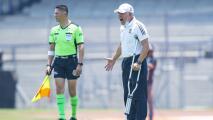 A Ferretti le despreocupa la sequía goleadora de sus delanteros