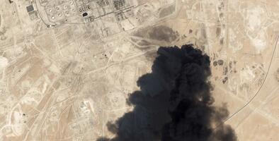 Irán niega implicación en los ataques que han interrumpido casi la mitad de la exportación de petróleo saudita