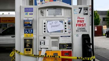 Tras la reactivación del gasoducto: Disminuye el porcentaje de estaciones de servicio en metro Atlanta sin gasolina