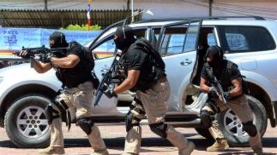 Grupo Hércules, la policía que mantiene atemorizada la ciudad de Matamoros