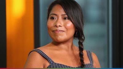 Yalitza Aparicio confiesa cuál ha sido su mayor dificultad al estar en Estados Unidos