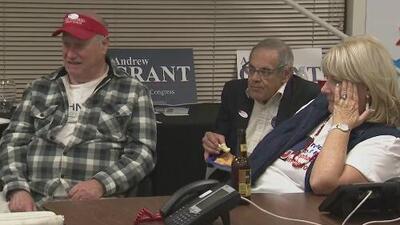 Republicanos reaccionan a los resultados electorales