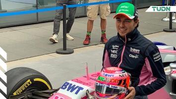 Así fue el día de los pilotos de F1 en México