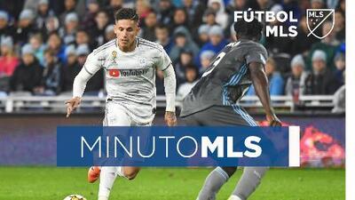 Minuto MLS: La Conferencia Oeste está a fuego vivo para Decision Day