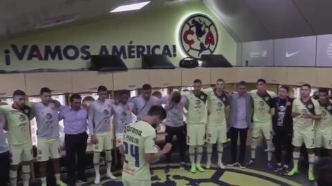 ¡Inédito! Las poderosas palabras de Oribe Peralta y Agustín Marchesín antes de la Gran Final