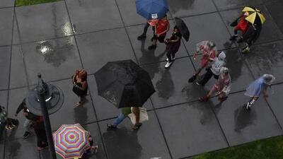 La semana en Chicago comienza con posibilidades de aguaceros y cielos nublados