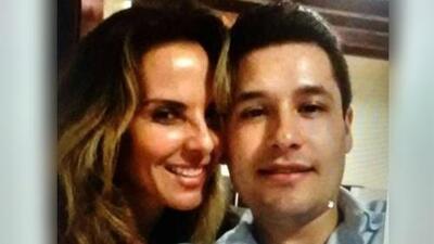 #LoMásPicante: Kate del Castillo en la mira por nueva foto con el hijo de 'El Chapo' Guzmán