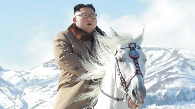 """La intrigante cabalgata de Kim Jong Un desde la """"montaña sagrada"""", a donde va antes de hacer grandes anuncios"""
