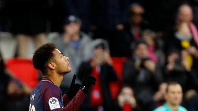 Neymar podría jugar infiltrado ante Real Madrid