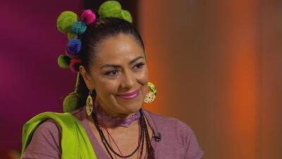 Por qué la cantante mexicana Lila Downs cree que Trump le tiene envidia a los mexicanos