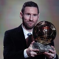 Messi ganó el Balón de Oro por apenas siete puntos