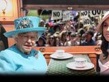 Meghan Markle y su hijo Archie hablaron con la reina Isabel II tras la muerte del príncipe Philip