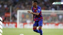 Barcelona se queda sin lateral izquierdo