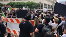 Miami se suma a las protestas por la muerte de George Floyd