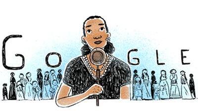 Google homenajea a la primera estrella mexicana de la radio en EEUU y activista contra la discriminación