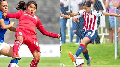 Experiencia de las finalistas de México Sub-17 en la Liga MX Femenil