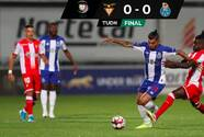 Porto compromete el liderato al no poder vencer al descendido Aves