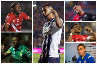 Edwin Cardona y otros colombianos que se fueron sin gloria de la Liga MX