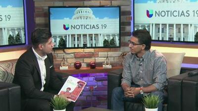 Este beneficiario de DACA escribió un libro para niños sobre la realidad de la comunidad migrante